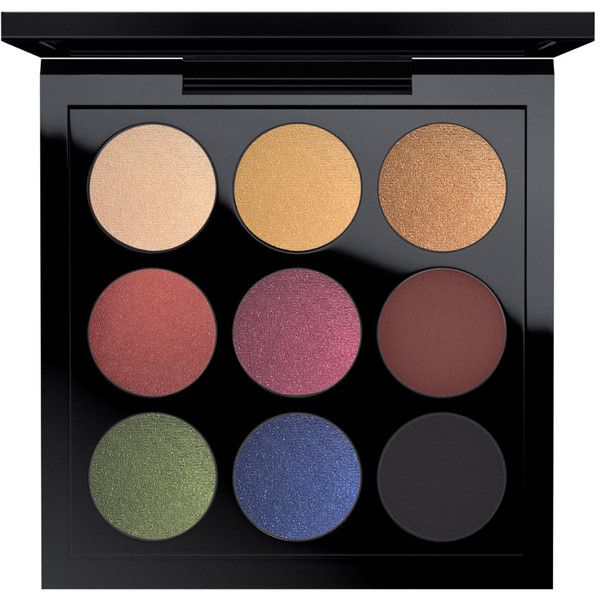 Eye Shadow X 9 Light Festival MAC Cosmetics Official Site ($32) ❤ liked on Polyvore featuring beauty products, makeup, eye makeup, eyeshadow, beauty, eyes, palette eyeshadow, mac cosmetics eyeshadow and mac cosmetics