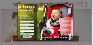 Baby Gogoshel: Castiga un carucior pentru bebelusi!
