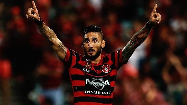 #League #KeremBulut Kerem Bulut is in the Wanderers team to play the Victory tonight despite recently being charged with intimidation. It's a busy upcoming schedule in the A-League and ACL for WSW, who will play seven games in 20 days and who only beat Melbourne City two days ago for their second win of the season. The Wanderers' relentless roster has taken its toll, losing Brendon Santalab (shoulder) and Shannon Cole (collarbone) to season-e