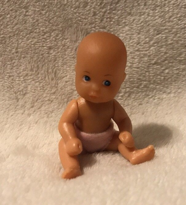 Vintage Simba Toys STEFFI LOVE Steffie/Evi's Baby Sister Krissy?