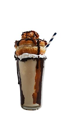 For a fun spin on a classic dessert, try the Baileys Milkshake. This recipe is made with Baileys Irish Cream.