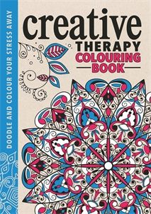 The Creative Therapy Colouring Book By Hannah Davies Richard Merritt Jo Taylor