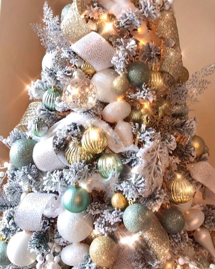 Christmas Trees Christmas Tree Holiday Decor Teal Christmas