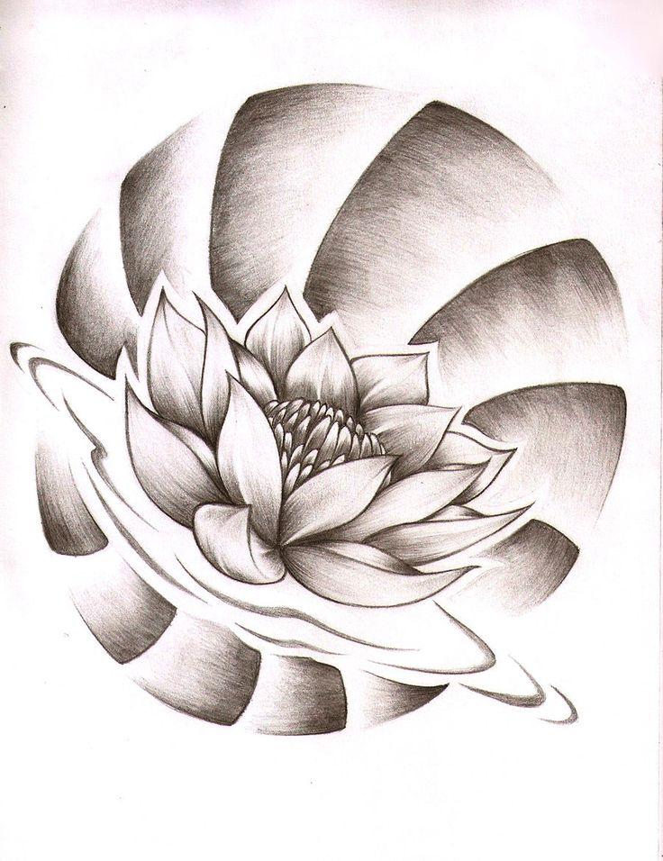 japanese lotus | View More Tattoo Images Under: Lotus Tattoos