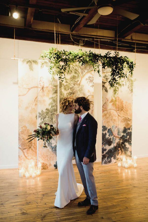 Get An Industrial Style Home By Using Exposed Brick Walls: 17 Best Ideas About Industrial Wedding On Pinterest