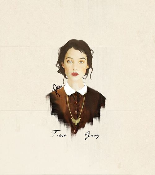 Tessa Gray, I am gonna read the prequel to learn more about her.