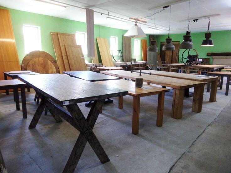 Historische Bauelemente - Großer Garten- & Tisch-SALE am 3.6.17