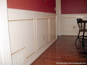 How To Build And Install Picture Frame Molding