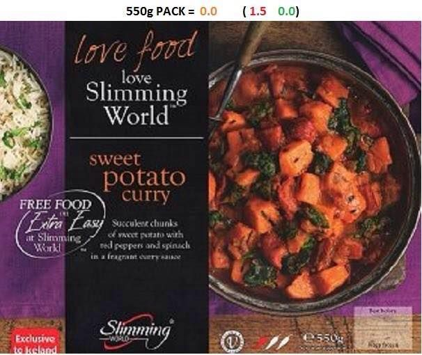 18 Best Images About Slimming World Ready Meals On Pinterest Slimming World Syns Iceland And