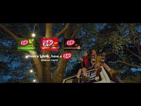 [KitKat] 킷캣 신제품 출시! '넌 나의 ㅋㅋ 넌 나의 킷캣' (Ver. 50s)