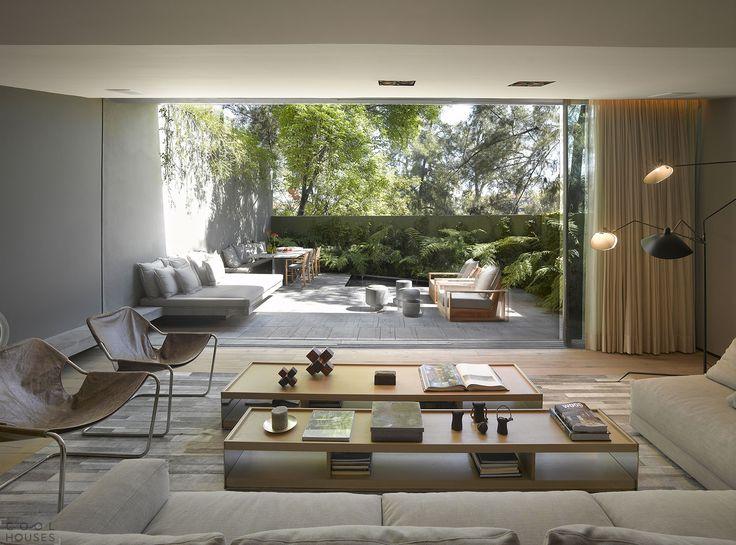 Современный особняк с элегантным интерьером в Мехико, Мексика-6