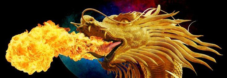 Chinesisches Sternzeichen Drache