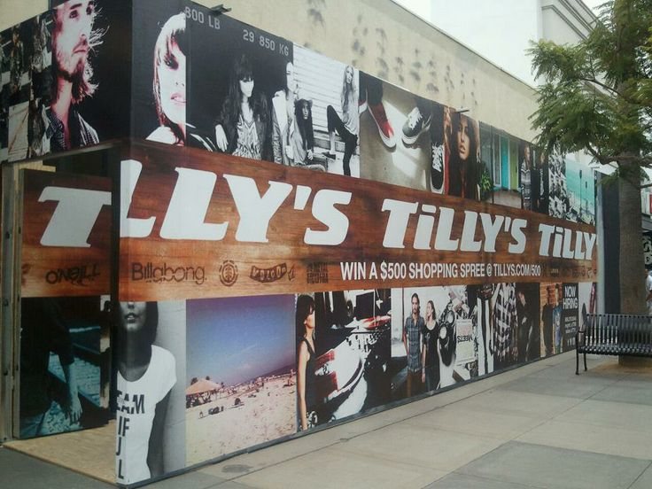 Coupons for tilly's clothing store