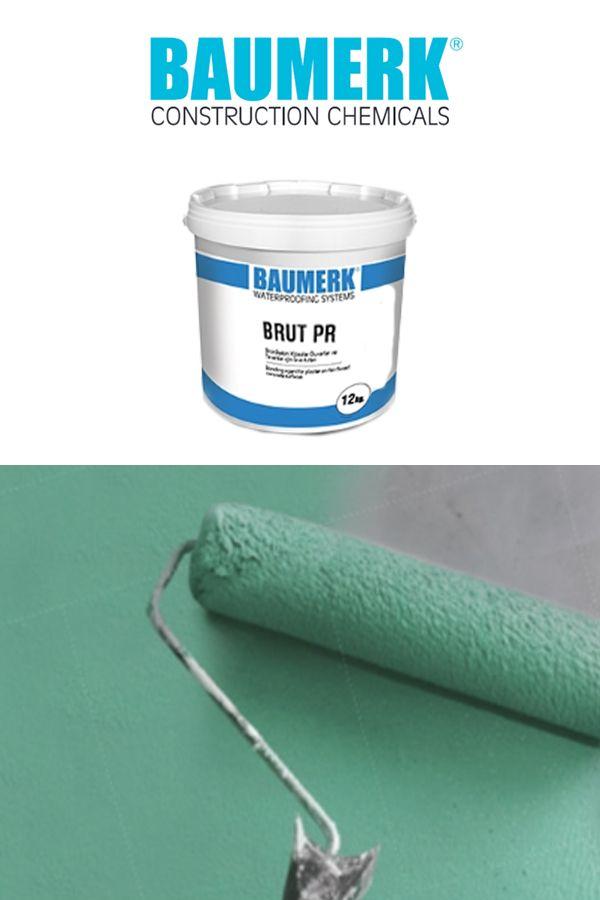 Bonding Agent For Plaster On Fair Faced Concrete Surfaces Brut Pr In 2020 Concrete Surface Plaster