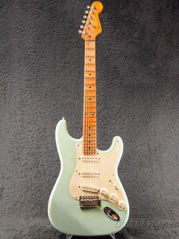 【中古】Benavente Guitars Custom Order ST -Sonic Blue-[ベナベンテ][ソニックブルー,青][Stratocaster,ストラトキャスタータイプ][Electric Guitar,エレキギター]【used_エレキギター】