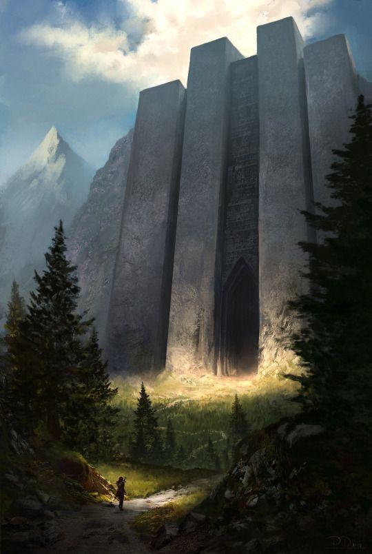 Grimmbastion, Jogyyrmear