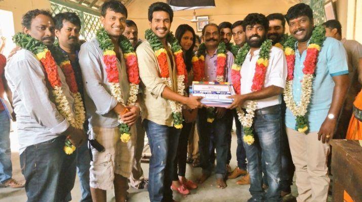 kathanayagan movie launch photos vishnu vishal 2016