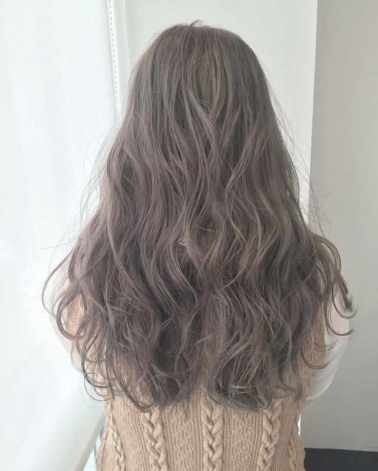 25+ unique Ash gray hair color ideas on Pinterest  Grey ash brown hair, Can brown hair be dyed