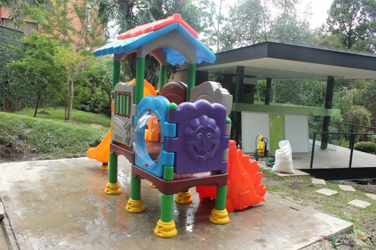 Parque Infantil Medellín