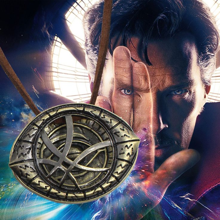 Doctor Strange - Eye of Agamotto //Price: $4.00 & FREE Shipping //     #avengers #justiceleague #superman #spiderman