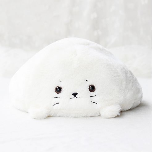 Cute kawaii sweet lovely cartoon seal soft hat