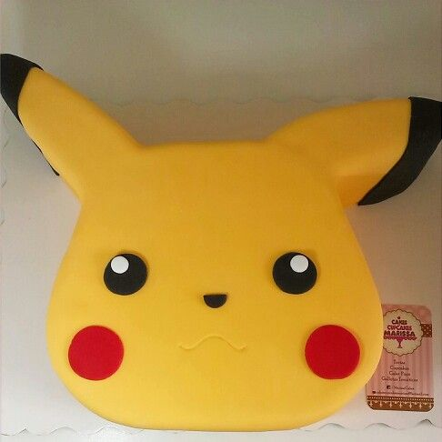 How To Make A D Pokemon Cake