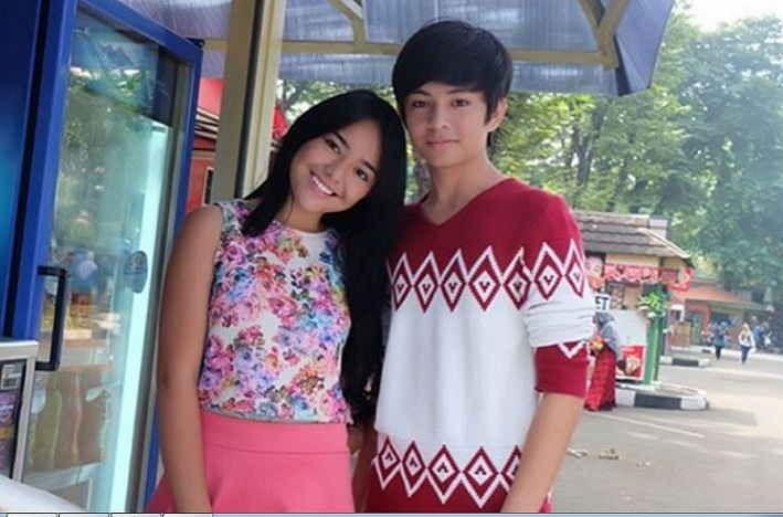 Kerap mengunggah foto-foto bersama ke akun instagram masing-masing apakah Angga Aldi Yunanda dan Amanda Manopo Pacaran ?,