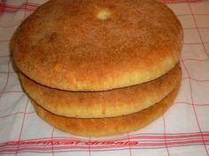 pain marocain au four