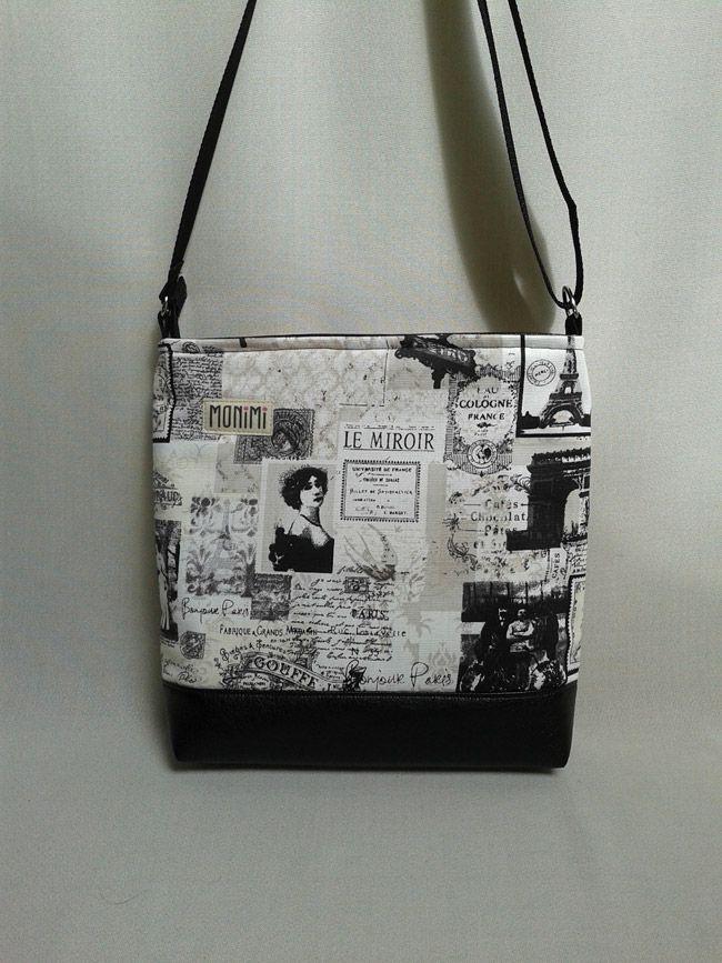Daily-bag 02 egyedi táska