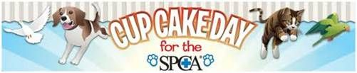 Cup Cake Day for #SPCA