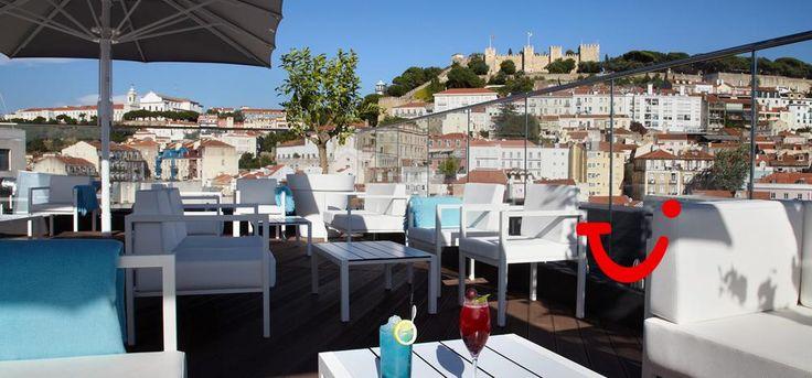 Hotel Mundial Lissabon - Portugal - Voordelig incl Vlucht | TUI