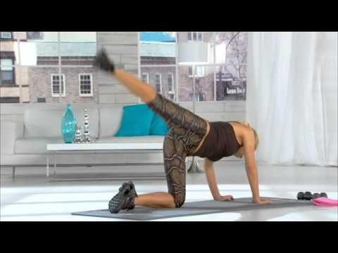 Tracy Anderson omnicentric Tranformations 1-10 arms/abs/legs