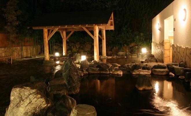 「天然温泉 美しの湯」の画像検索結果