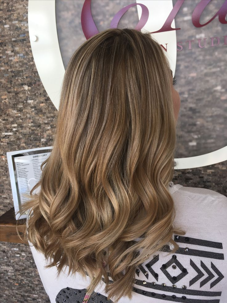 31 best hair by amanda at studioq images on pinterest hair ideas blonde balayage highlights on medium long hair blended grown out highlights using my favorite technique small weave highlights all over the head going on pmusecretfo Images