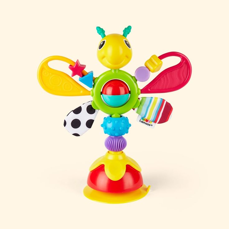 Buy the Lamaze Freddie the Firefly Table Top Toy. Tried & Tested by KIDLY Parents