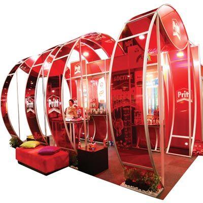 3D Design Group of Companies -  - Pritt - 6m x 3m
