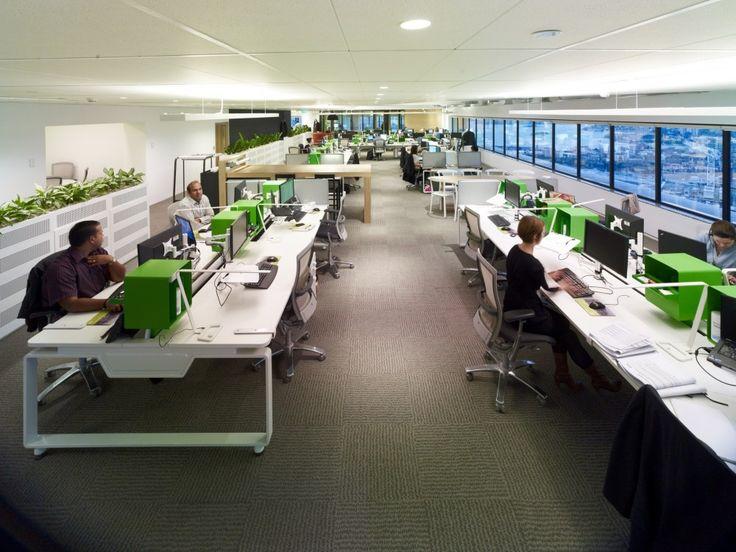 open plan office design ideas. gallery of gpt woods bagot 6 office designsoffice ideasoffice open plan design ideas h