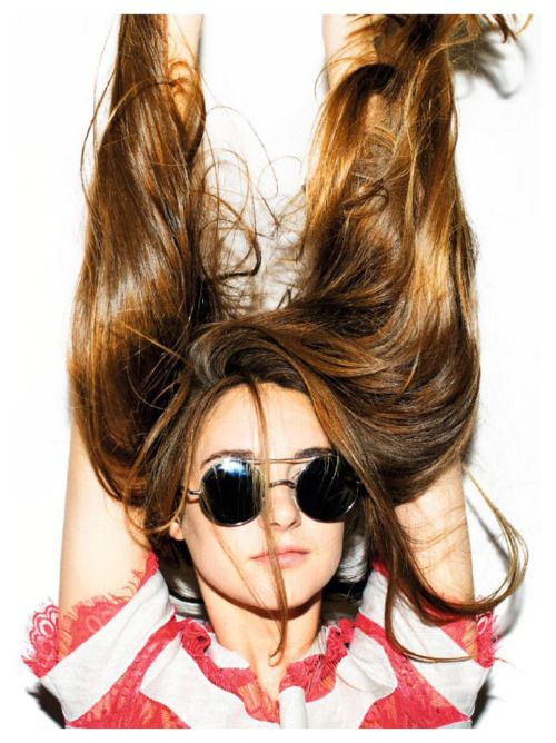 ♥.....Hair Colors, Style, Long Hair, Shailene Woodley, Beautiful, Fashion Art, Asos Magazines, Design Pur, Shailenewoodley