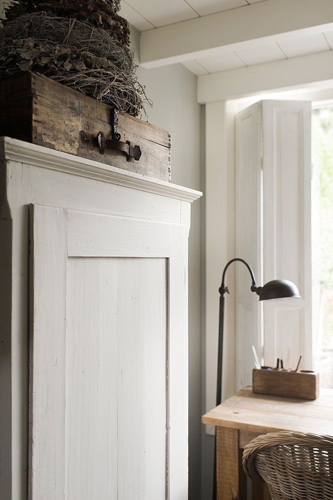 Love This Oyster Color For Interior Trim