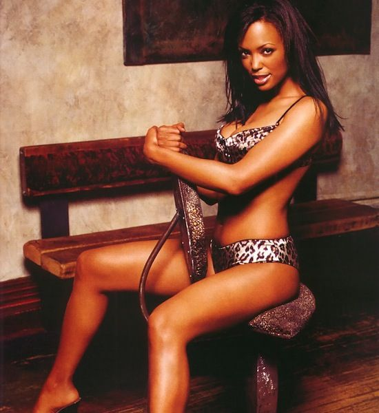 Aisha Tyler, Aisha Tyler sexy photos, hot celebrity women