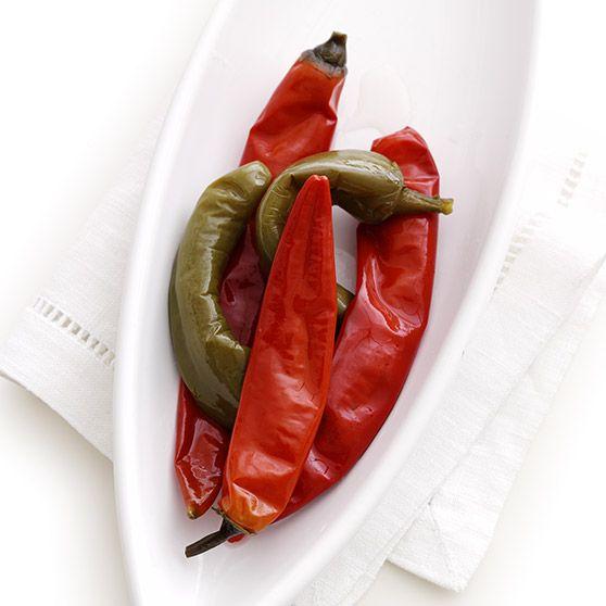 Säilötyt chilit