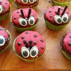 Marienkafer Muffins Rezept Kuchen Pinterest Saftige