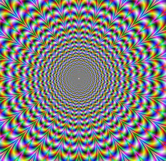 Vidéo : Une illusion d'optique hallucinante