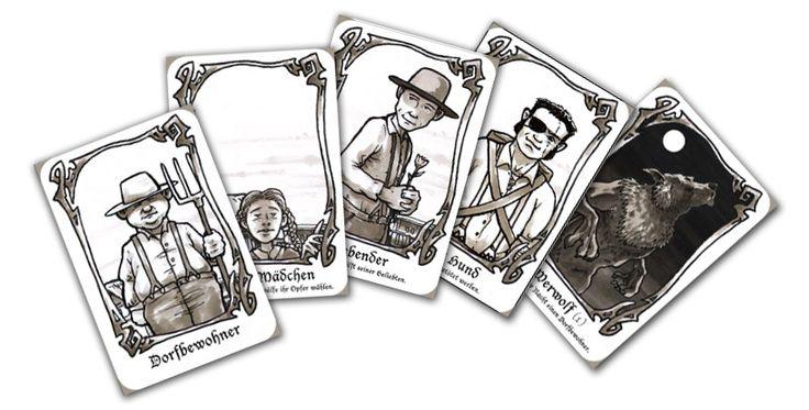 17 best ideas about werewolf card game on pinterest. Black Bedroom Furniture Sets. Home Design Ideas