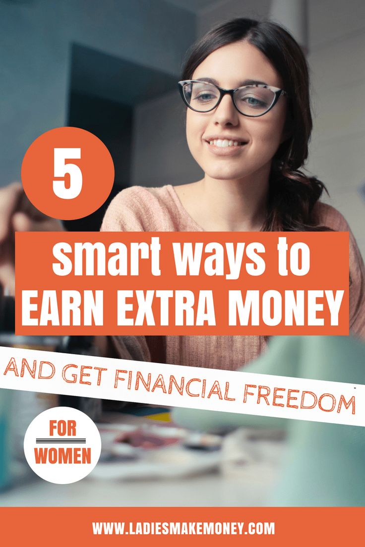 5 Smart Ways to Earn Extra Money and get Financial Freedom for Women – Debt Reduction