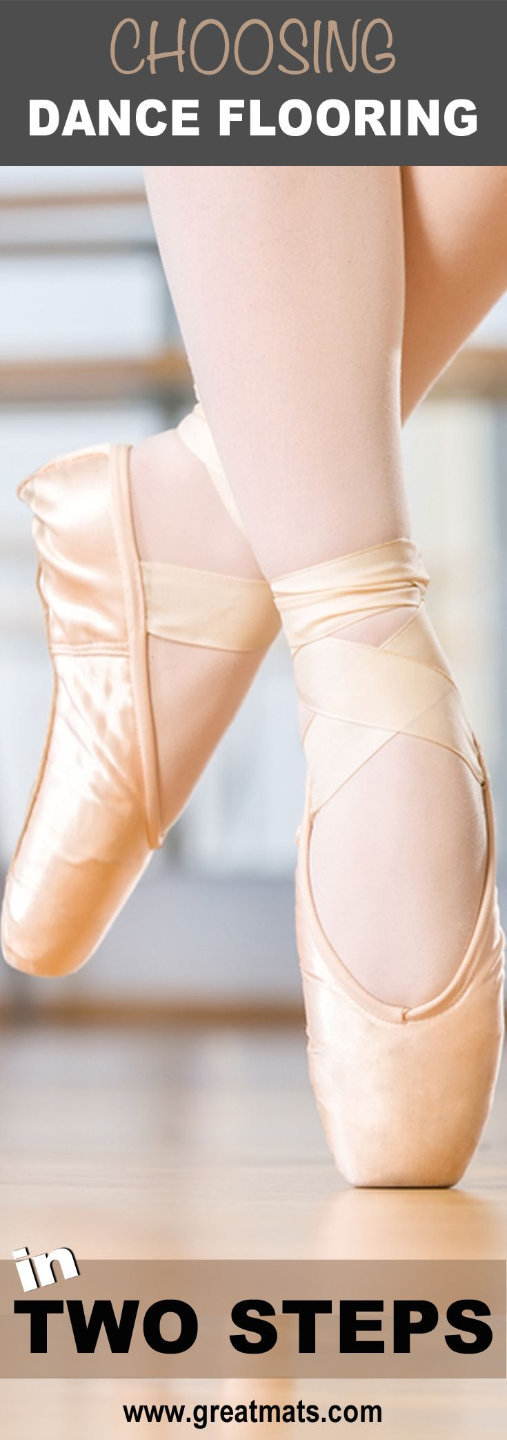 Learn the two most important steps in choosing the right dance flooring for your form and location.