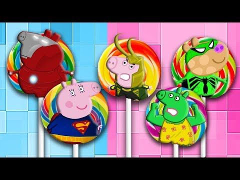 Peppa Pig Super Heros Lollipop Finger Family | Nursery Rhymes and More Lyrics - RoRo Fun Channel Youtube  #Masha   #bear   #Peppa   #Peppapig   #Cry   #GardenKids   #PJ  Masks  #Catboy   #Gekko   #Owlette   #Lollipops  #MashaAndTheBear  Make sure you SUBSCRIBE Now For More Videos Updates:  https://goo.gl/tqfFEb Have Fun with made  by RoRo Fun Chanel. More    HOT CLIP: Masha And The Bear with PJ Masks Catboy Gekko Owlette Cries When Given An Injection…
