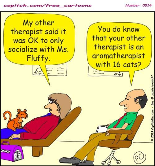 10 Best Psychology And Counseling Cartoons Images On