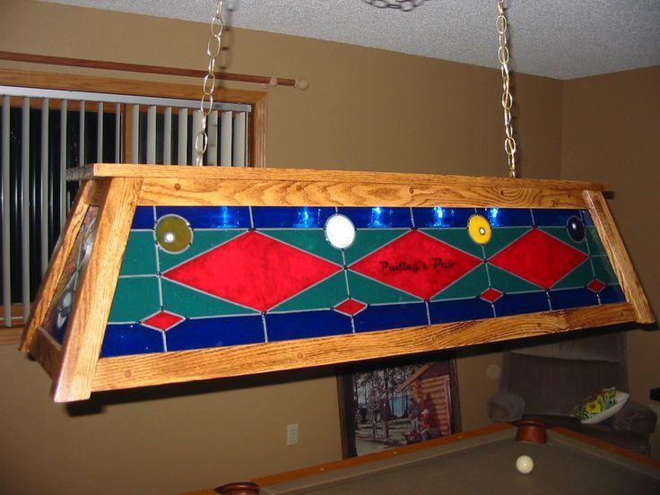 986 mejores im genes sobre build a bunk bed plans pdf for Pool table light plans