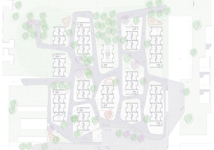Tipo: Académico Área: 11.500m2 (superficie) Ubicación: Malvin Norte, Montevideo - UY Año: 2013 Equipo Proyecto: Alvaro Costa - Facundo Pio +: Parte de la 8va Biennal Internacional de Paisatge - Barcelona (Septiembre 2014) La vivienda como constructora de espacios de integración social invitando a la participación de los usuarios en la definición de los mismos. Mantener la identidad del barrio agregando la impronta de un barrio con relación casa-vereda típico en otros sectores Montevideanos…
